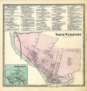 Watertown North, Juhelville, Jefferson County 1864