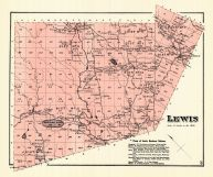 Lewis, Lewis County 1875