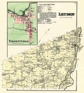 Leyden, Talcottville, Lewis County 1875