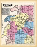 Portage, Livingston County 1872