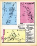 Springwater 002, Hunts Hollow, Scottsburgh, Livingston County 1872