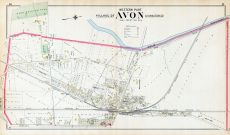Avon - West, Livingston County 1902