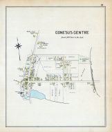 Conesus Centre, Livingston County 1902