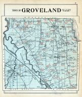 Groveland Town, Livingston County 1902