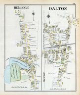 Hemlock, Dalton, Livingston County 1902
