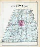 Lima Town, Livingston County 1902