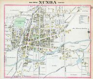 Nunda, Livingston County 1902