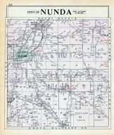 Nunda Town, Livingston County 1902