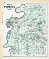 Portage Town, Livingston County 1902
