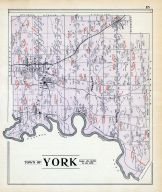 York Town, Livingston County 1902