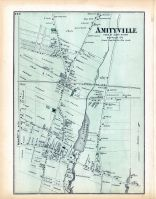 Amityville New York Map.Historic Map Works Residential Genealogy