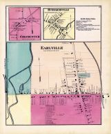 Colchester, Hubbardsville, Earlville, Madison County 1875
