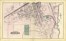 Oneida - South Part, Madison County 1875