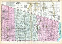 Plate 039 - Parma Town, Monroe County 1924