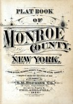 Title Page, Monroe County 1924