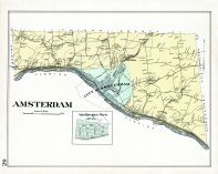 Amsterdam, VanBergen Park, Montgomery and Fulton Counties 1905