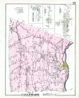 Canajoharie Town, Ames, Buel, Sprout Brook, Montgomery and Fulton Counties 1905
