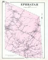 Ephratah 1, Montgomery and Fulton Counties 1905