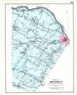 Minden Town, Montgomery and Fulton Counties 1905