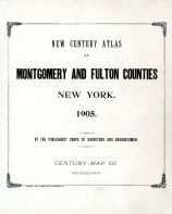 Title Page, Montgomery and Fulton Counties 1905