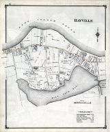 Bayville, Nassau County 1914 Long Island