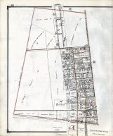 Fourth St, Willis Ave, 2nd Ave, Mickel Ave, Nassau County 1914 Long Island