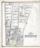 Hempstead Northern Part 2, Nassau County 1914 Long Island