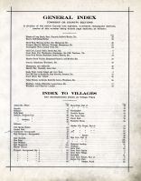Index, Nassau County 1914 Long Island