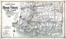 Index Map 2, Nassau County 1914 Long Island