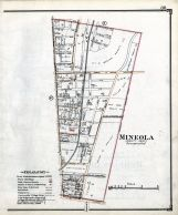 Mineola, Nassau County 1914 Long Island