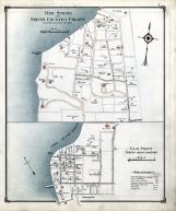 Red Spring and Country Colony North, Elm Point, Nassau County 1914 Long Island