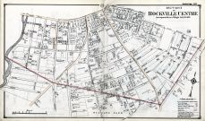 Rockville Center - Section 3, Nassau County 1914 Long Island