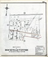Rockville Center - Section 4, Nassau County 1914 Long Island