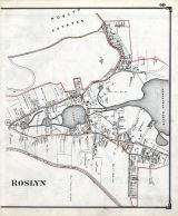 Roslyn, Nassau County 1914 Long Island