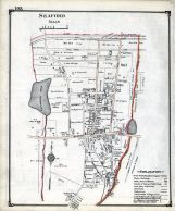 Seaford, Nassau County 1914 Long Island