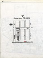 Stewart Manor Part, Nassau County 1914 Long Island
