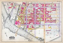 Plate 001, New York City 1893 Wards 23 and 24