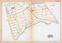 Plate 015, New York City 1893 Wards 23 and 24