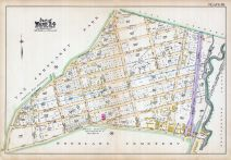 Plate 039, New York City 1893 Wards 23 and 24
