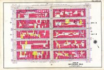28, W 42nd, Ninth Ave, W 37th, Eleventh Ave, New York City 1909 Vol 2 Revised 1912