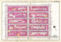 29, W 47th, Ninth Ave, W 42nd St, Eleventh Ave Ave, New York City 1909 Vol 2 Revised 1912