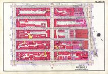 30 W 47th St, Broadway, W 42nd St, Ninth Ave, New York City 1909 Vol 2 Revised 1912