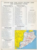 Page 006 - New York Postal Delivery Zones, New York City 1949 Five Boroughs Street Atlas