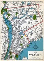 Westchester County, New York City 1949 Five Boroughs Street Atlas