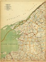St. Lawrence River District, New York State 1890 to 1908 Walker Maps