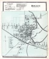 Holley, Niagara and Orleans County 1875