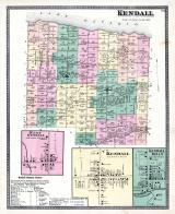 Kendall Township, Lake Ontario, Niagara and Orleans County 1875