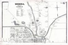 Medina - North, Niagara and Orleans County 1875