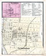 Sanborn, Lewiston, Niagara and Orleans County 1875