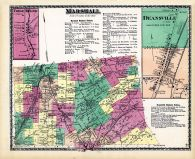 Marshall, Deansville, Forge Hollow, Oneida County 1874